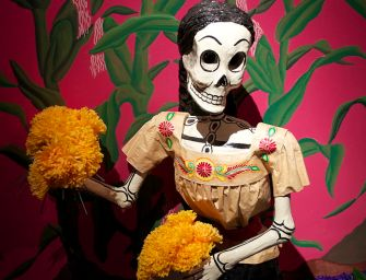 These are the best places to celebrate Day of the Dead in México