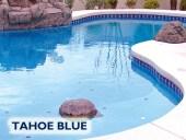 TAHOE BLUE pool resurfacing