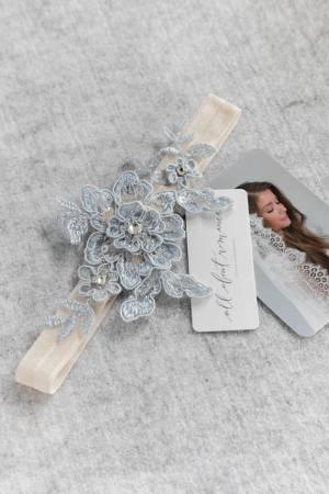Wedding garter - bridal accessories