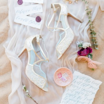 Glamis Sand Dunes California – Styled Bridal Shoot