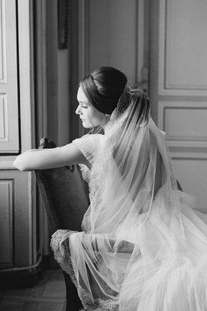 lace wedding veil, lace bridal veil