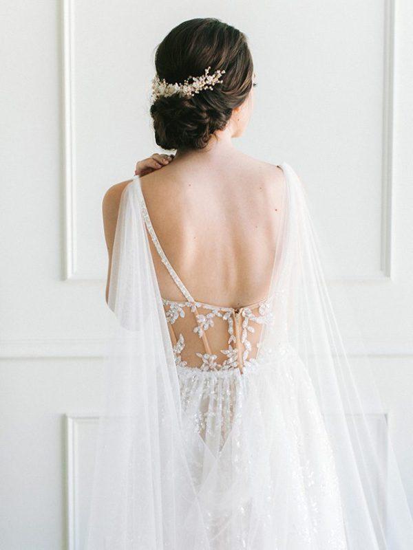 pearl wedding cape, bridal cape, bridal coverup