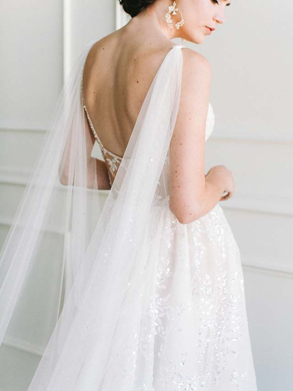 bridal cape, wedding cape