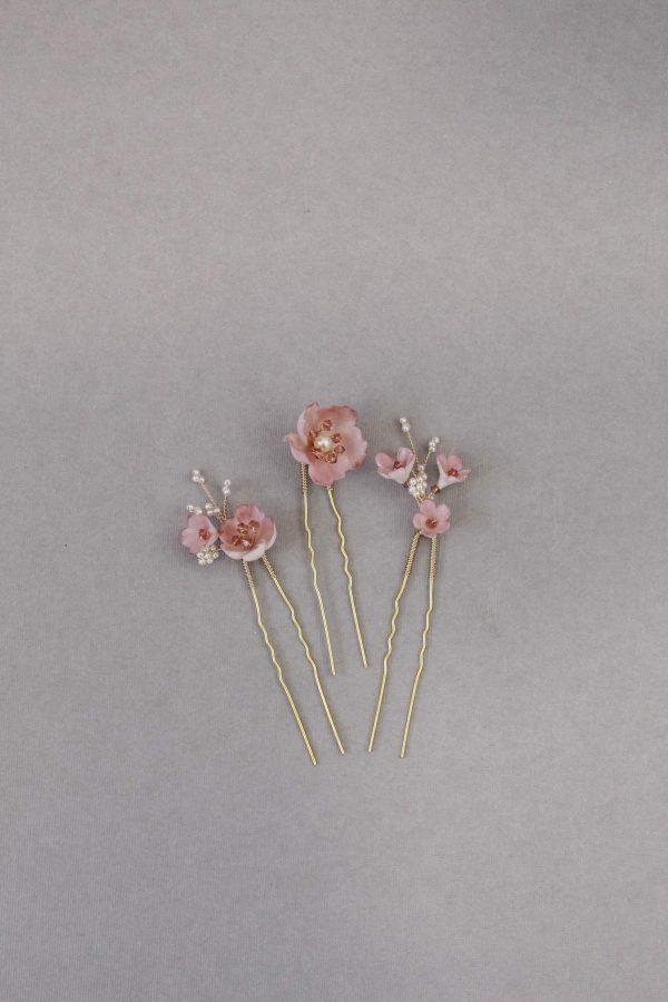 Wedding hair pins, bridal hair pins, wedding hair picks