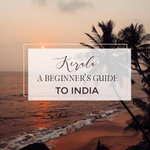 Kerala. A beginner's guide to India.Going to India, I was a total beginner. Not only had I never been to India before, I had never even been to this side of the world. The moment I stepped off the plane my senses went into overload. The heat, the smell of spices, the buzz of people talking and the constant beeping of car horns. This place was alive!
