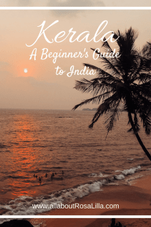 Kerala. A beginner's guide to india. Going to India, I was a total beginner. Not only had I never been to India before, I had never even been to this side of the world. The moment I stepped off the plane my senses went into overload. The heat, the smell of spices, the buzz of people talking and the constant beeping of car horns. This place was alive!