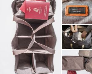 The best carry-on luggage for your travels and packing cubes.