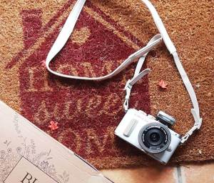 My must have travel accessories. Olympus pen E-PL8