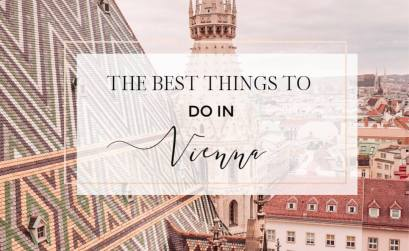 The ultimate guide of the best things to do in Vienna. Apart from the most wonderful art and architecture, Vienna offers many unique experiences. From traditional coffeehouse culture, magical Christmas markets to vineyard hopping in the city itself! Where else can you find such a diverse range of things to do within a city? #vienna #viennaaustria #europe