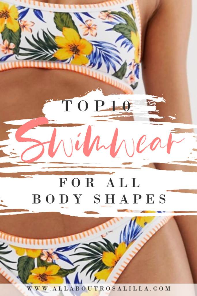 Your guide on the best swimwear for all body shapes. From mummas to be, sporty girls to curvy girls I have you all covered. Read more on www.allaboutrosalilla.com #swimwear #curvygirls #bestswimsuits #maternityswimwear