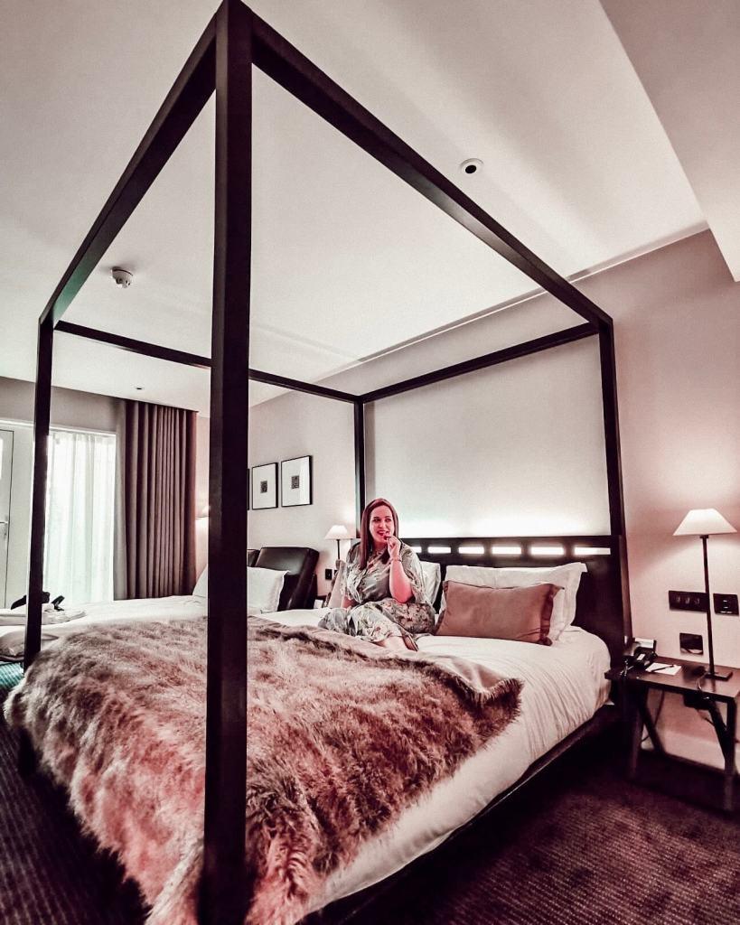 The bedrooms of Nadler Hotel Soho.