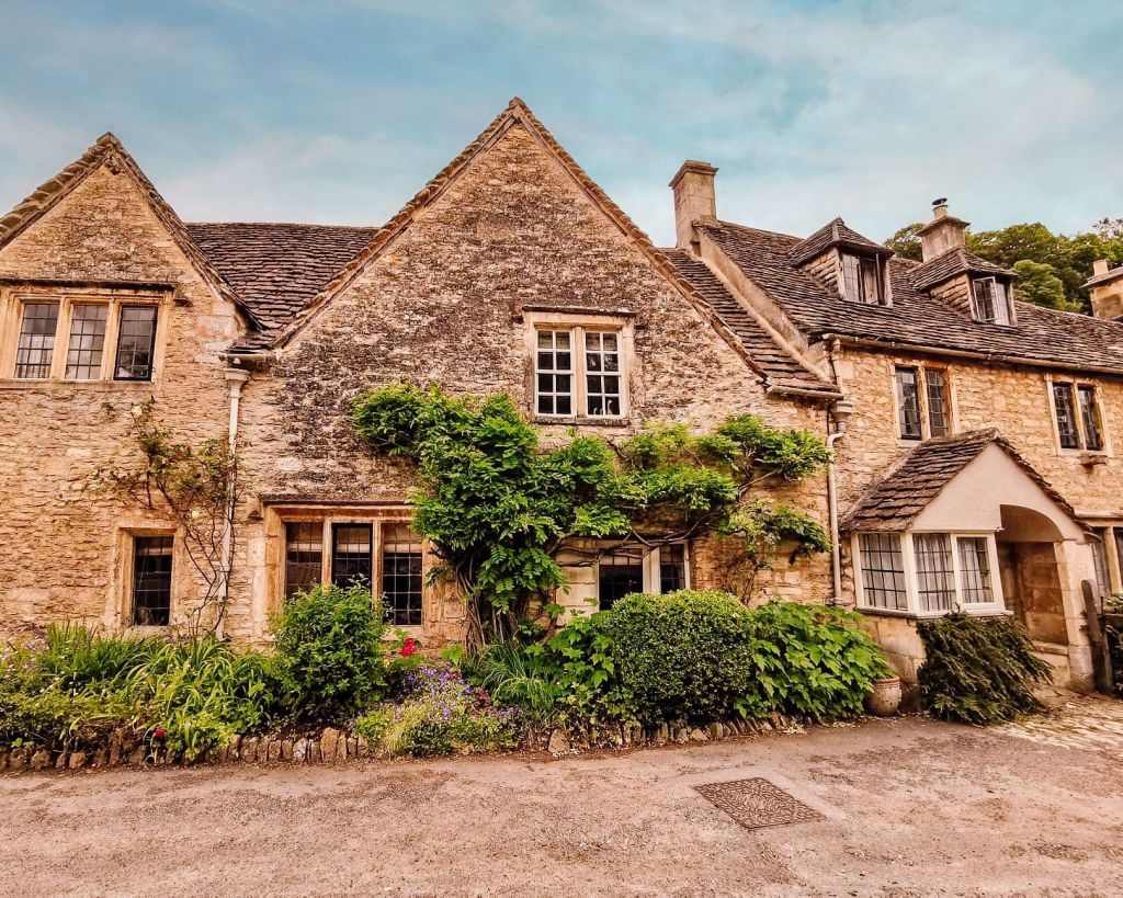 Cotswolds cottage in Castle Combe