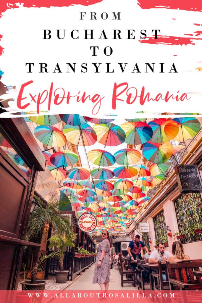 Your complete guide to Romania travel. From Bucharest to Transylvania this Guide will help you plan your trip to Romania. #romaniatravel #bucharest #transylvania #romania #europetraveltips #travelguide