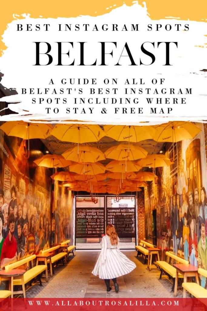 Instagram Spots Belfast