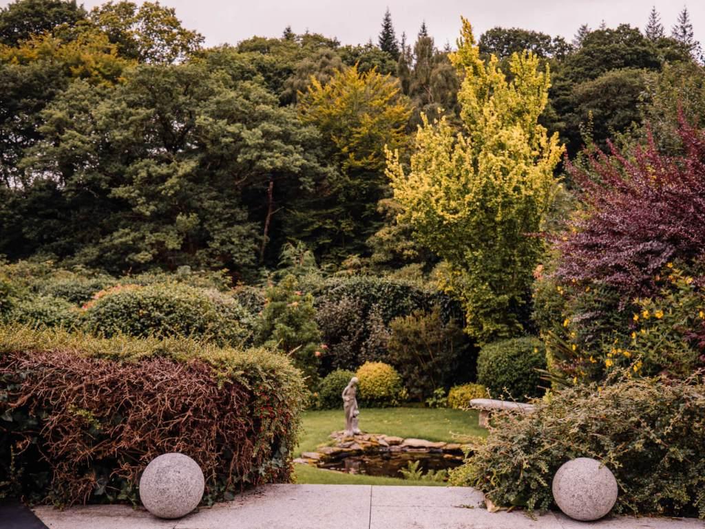 Shekina Sculpture Garden in Wicklow Ireland