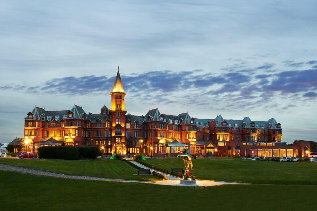 Slieve Donard Resort and Spa in Northern Ireland