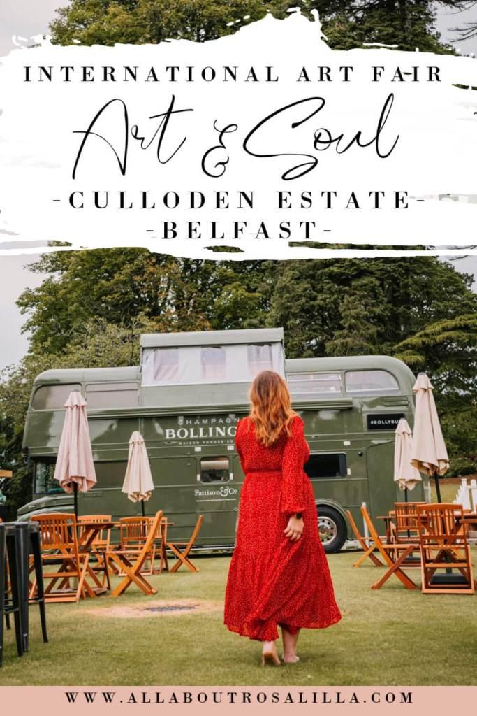 Art and Soul culloden Estate Belfast
