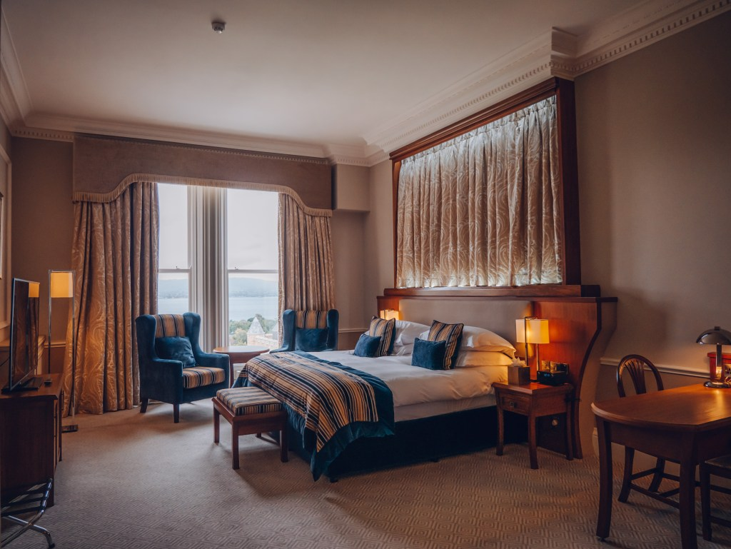Suite at the Culloden Estate and Spa