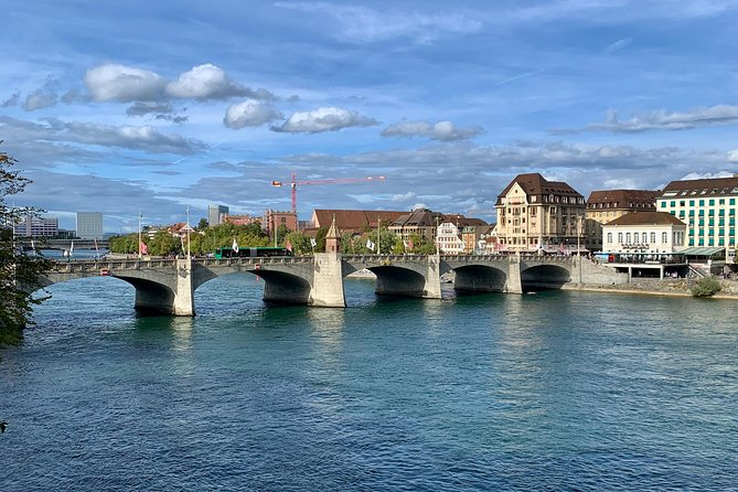 The Heritage of Basel with a Treat