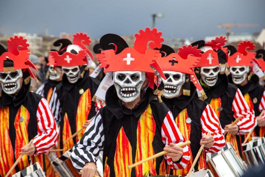Basel travel guide - carnival