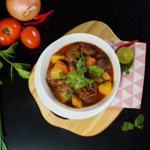 Food in Switzerland - Spezzatino di Manzo