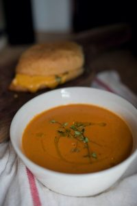 Food in switerzland - Basler Mehlsuppe