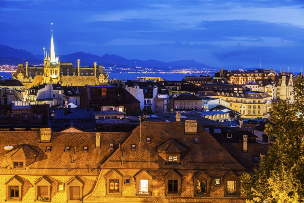 Lausanne Travel Guide