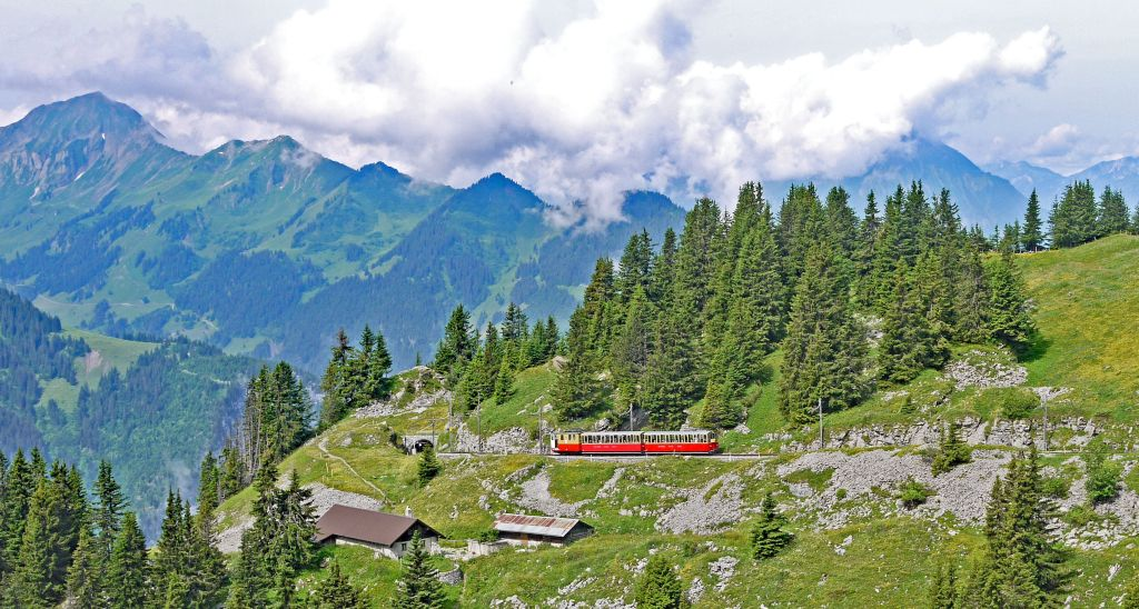 Interlaken - Schynige Platt Trails
