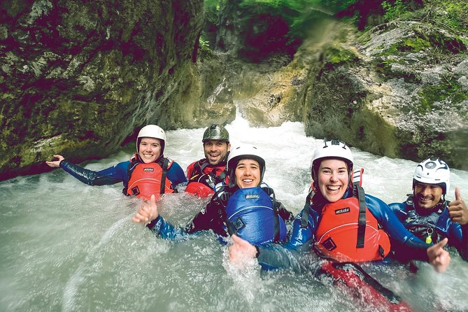 Swiss Alps Beginner Canyoning Experience from Interlaken