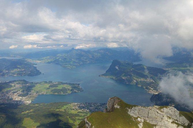 Travel through Switzerland by train - 10 days trip