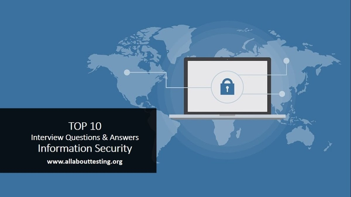 information security interview questions and answers pdf