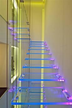 Vidros que iluminam