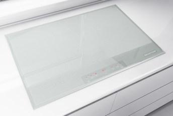 cozinha em vidro