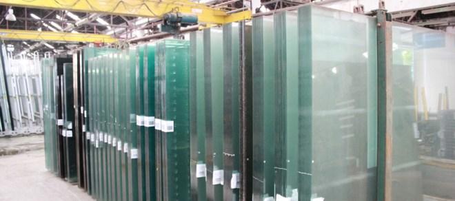 história do vidro
