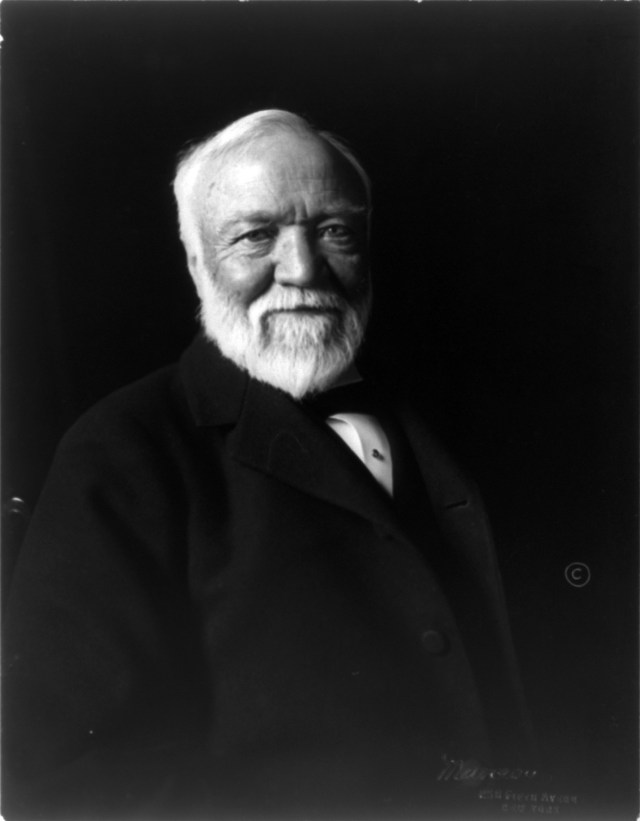 Inspirational People You Can Learn From - Andrew Carnegie