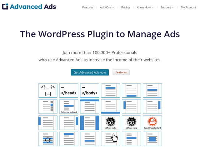 Monetize Your Website With Advanced Ads