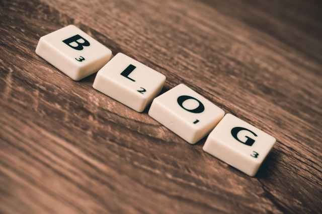 crate and monetize a blog
