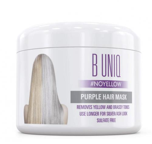 B UNIQ Purple Hair Mask