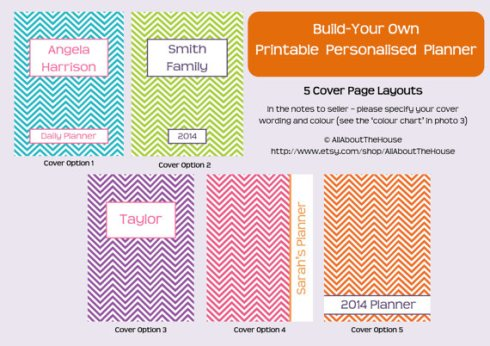 Build Your Own Planner2