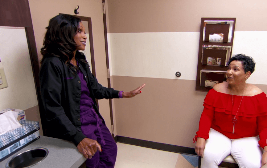 Dr. Jackie Walters - Married to Medicine