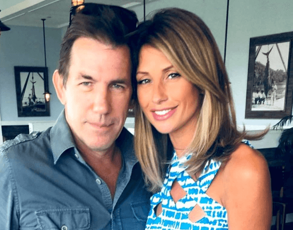 Thomas Ravenel and Ashley Jacobs - Southern Charm