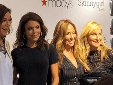Bethenny Frankel Skinnygirl Jeans launch