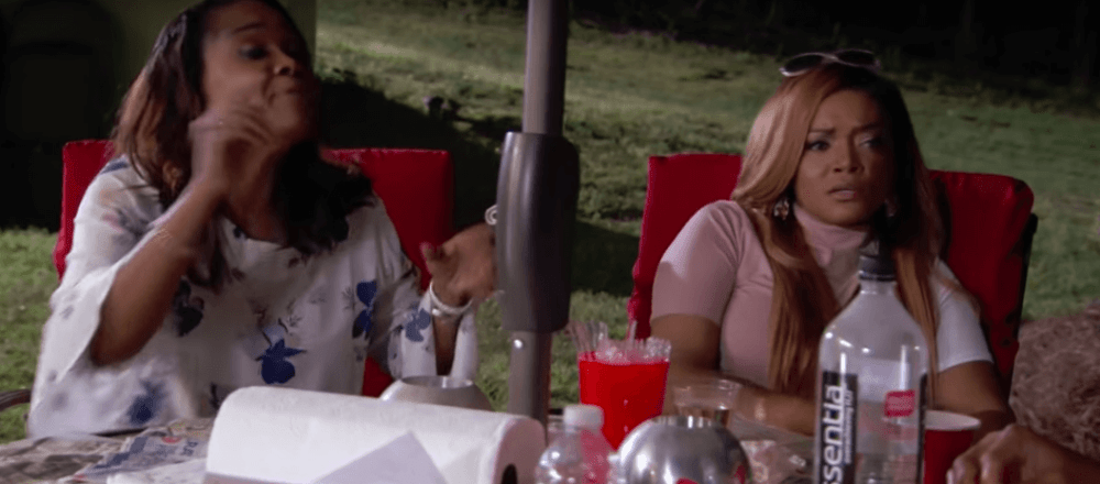 Heavenly Kimes and Mariah Huq - Married to Medicine