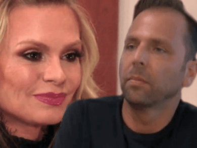 Tamra Judge and Shane Simpsons - Real Housewives of Orange County