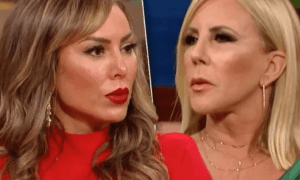 Kelly Dood and Vicki Gunvalson