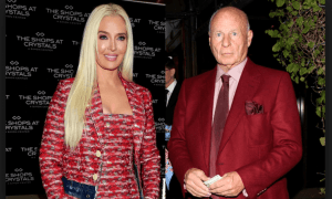 Erika Jayne and Tom Girardi