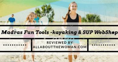 Madras Fun Tools -kayaking & SUP WebShop