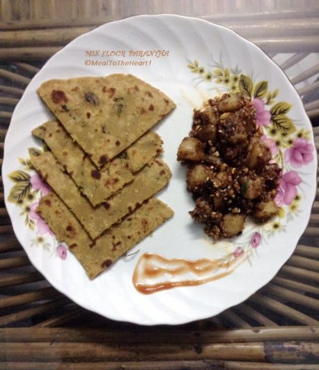 INDIAN TORTILLA Recipe