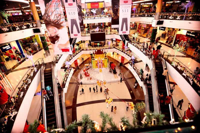 Top 7 Elegant Places in India For Shopaholics kolkata