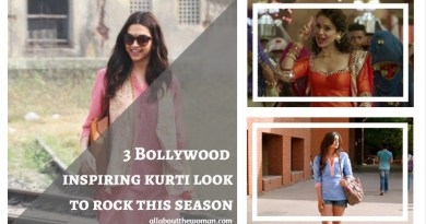3 Bollywood inspiring kurti look to rock this season